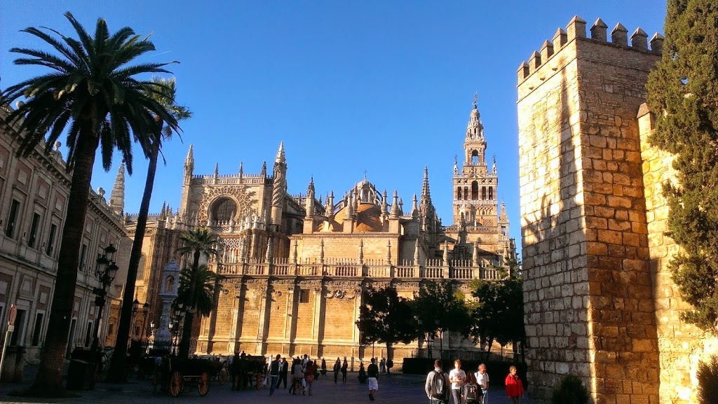 Sightseeing in Sevilla