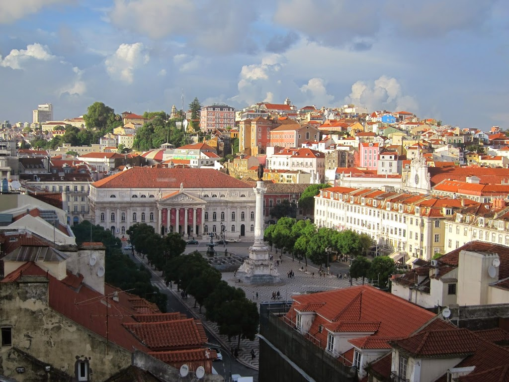 A Day in Lisbon, Portugal