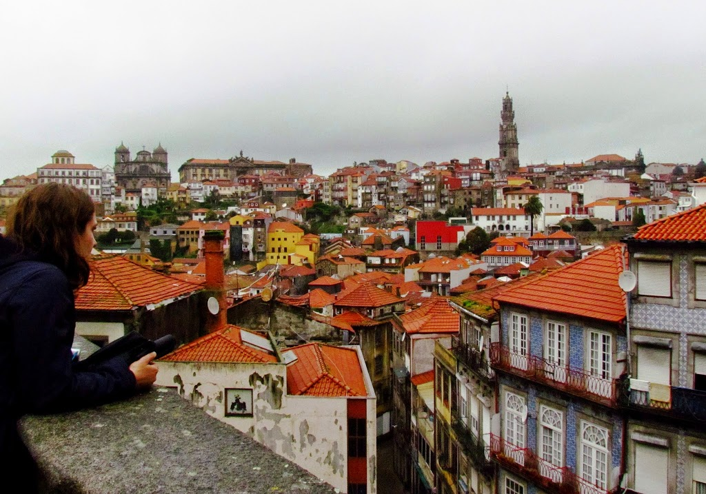 A Day in Porto, Portugal