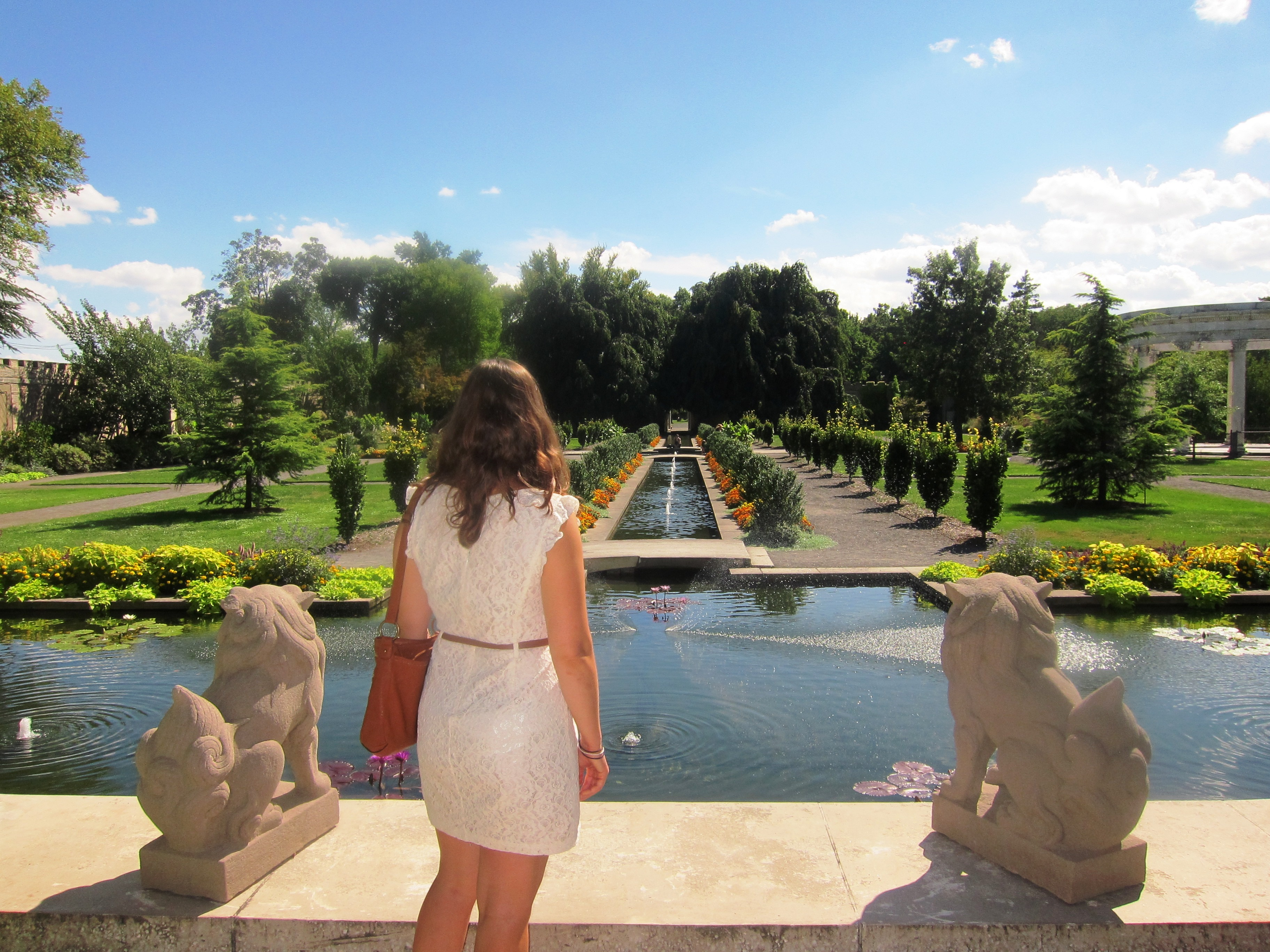 Exploring Untermyer Park In Yonkers Ny Nonstop From Jfk