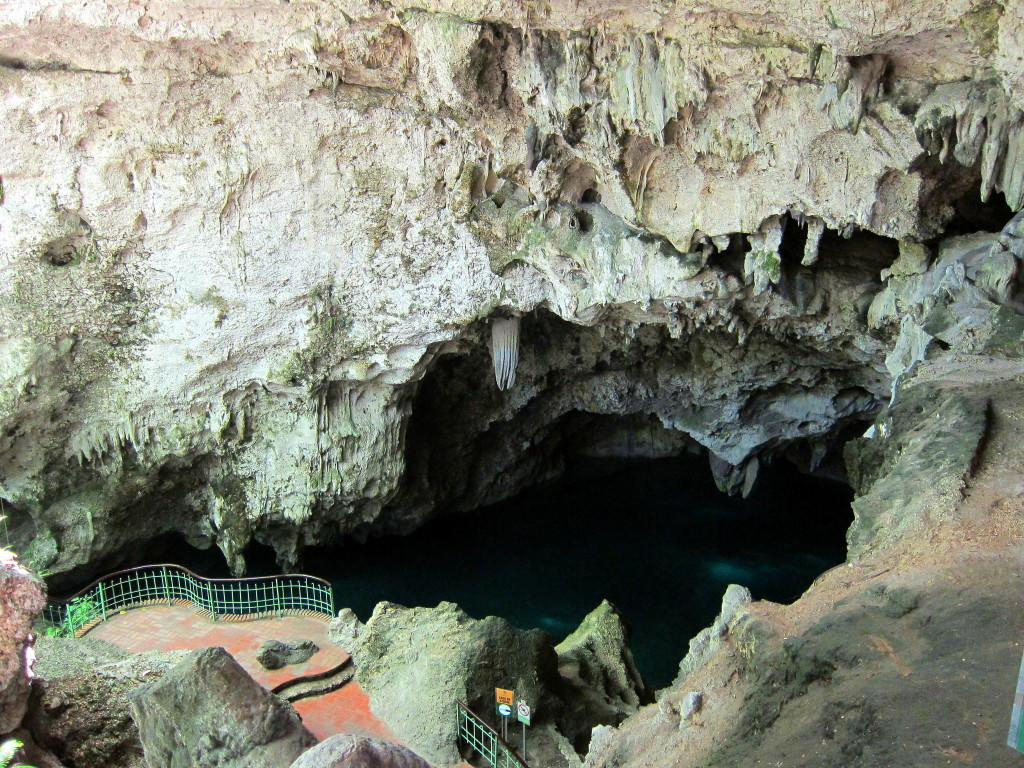 Caves in the Dominican Republic