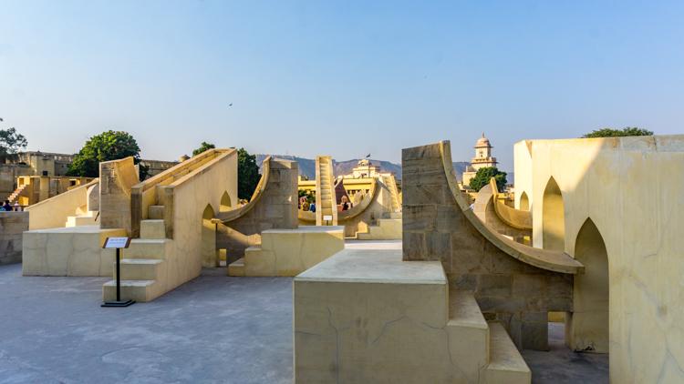 Sundial in Jaipur